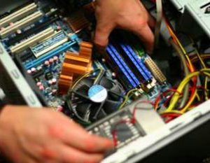 Ремонт компьютеров в Лучезарном